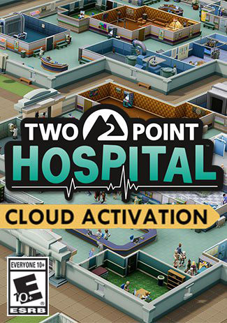Official Two Point Hospital (PC/Cloud Activation)