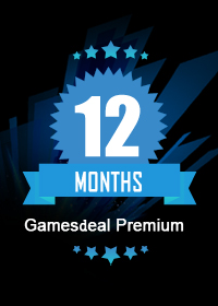 Official GamesDeal Premium Membership 12 Months