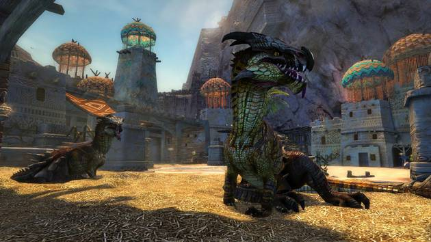 Official Guild Wars 2 Path of Fire Deluxe Edition (PC)
