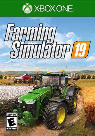 Official Farming Simulator 19 (Xbox One Download Code)
