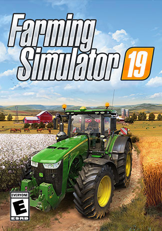 Official Farming Simulator 19 (PC/Mac/Official Website Activation)