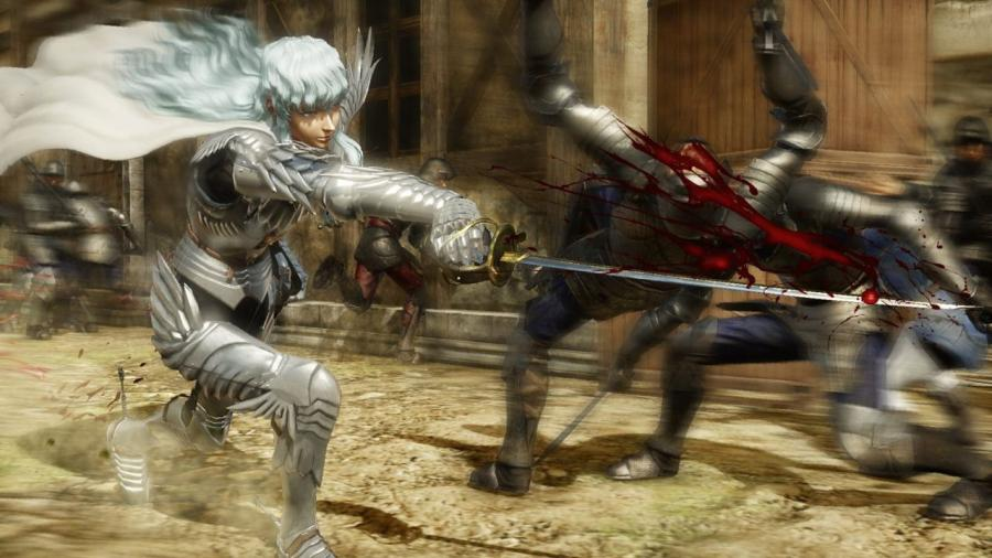Official Berserk and the Band of the Hawk (PC)