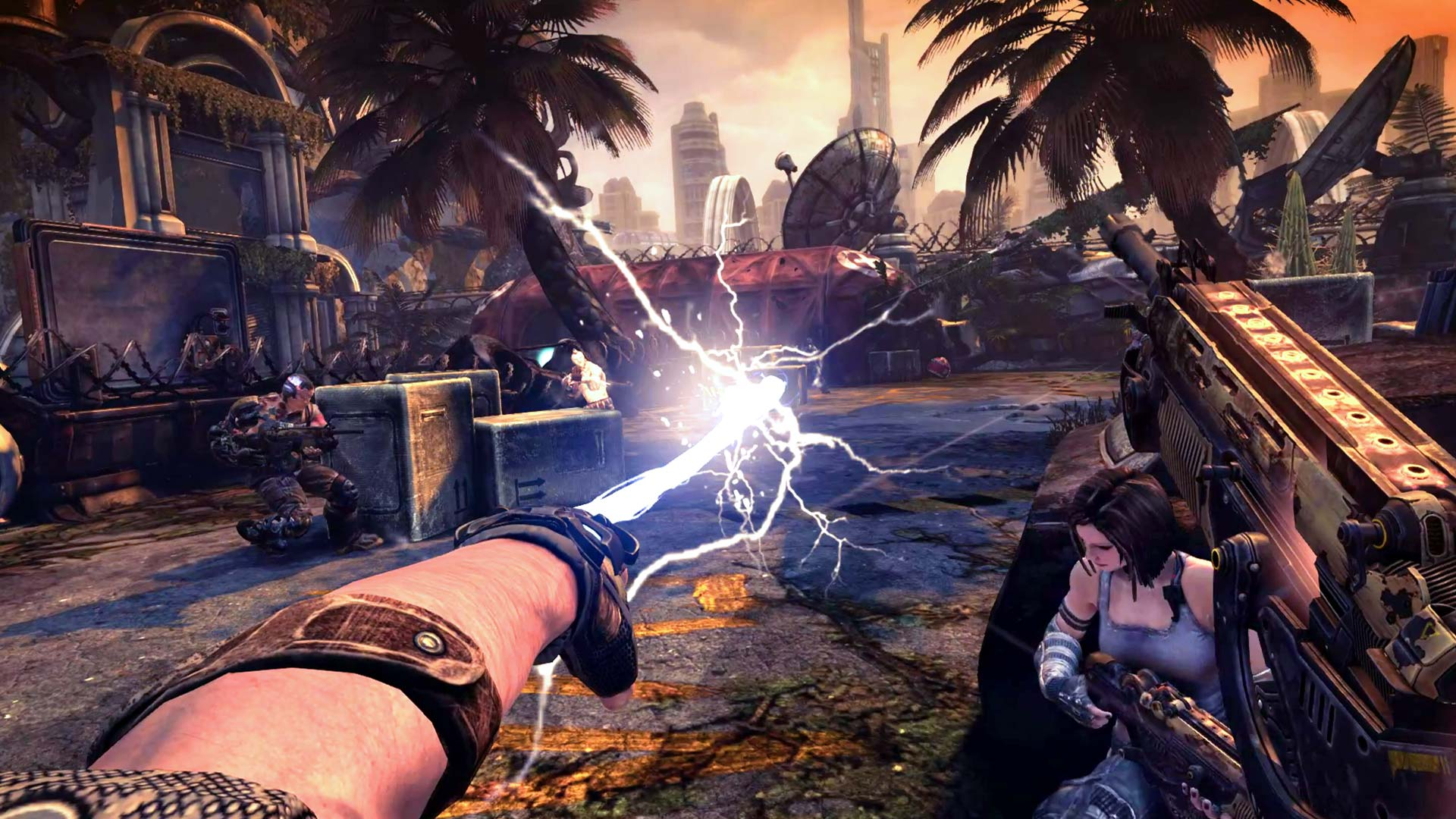 Official Bulletstorm: Full Clip Edition (PC)