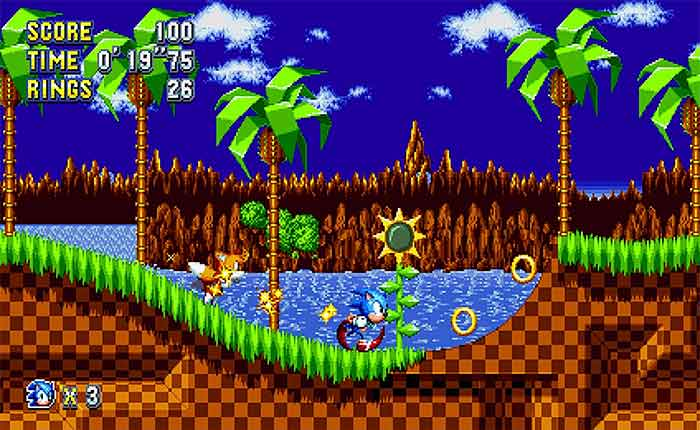 Official Sonic Mania (PC)