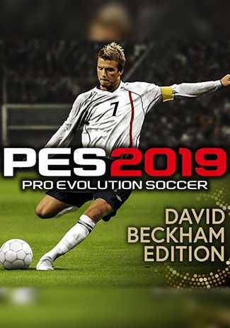Official Pro Evolution Soccer 2019 David Beckham Edition (PC)