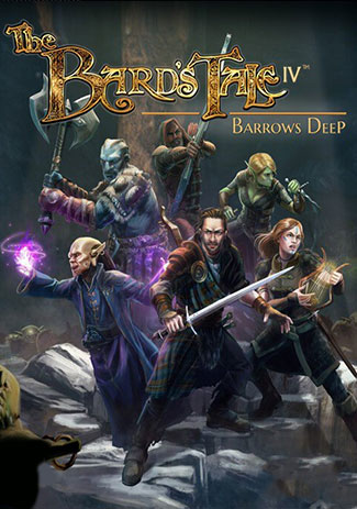 Official The Bard's Tale IV: Barrows Deep - Day One Edition (PC/EU)