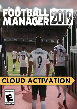 Official Football Manager 2019 (PC/Mac/Cloud Activation)