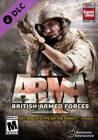 Official Arma 2: British Armed Forces (DLC)