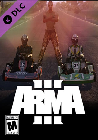 Official Arma 3 Karts (DLC)