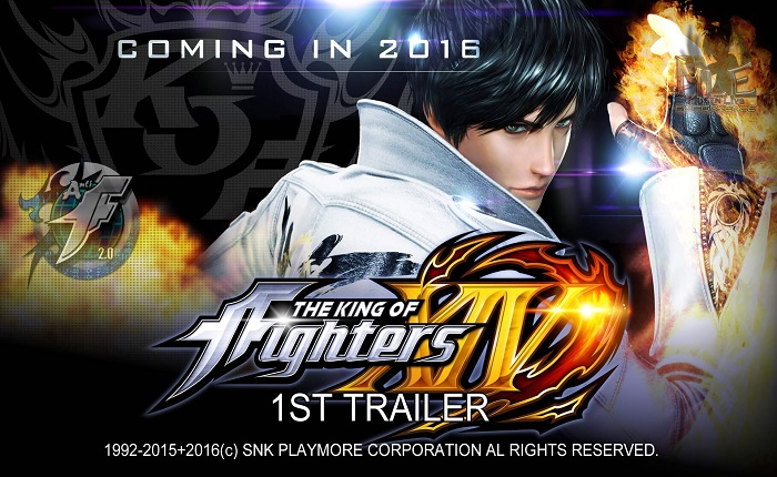Official The King of Fighters XIV /The King of Fighters 14 (PC)
