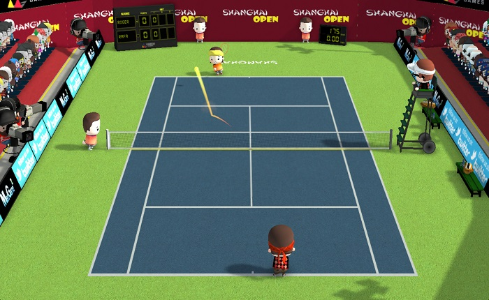 Official Smoots World Cup Tennis (PC)