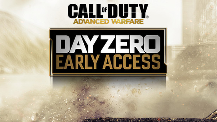 Official Call of Duty: Advanced Warfare DAY ZERO Edition