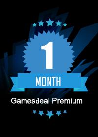 Official GamesDeal Premium Membership 1 Month