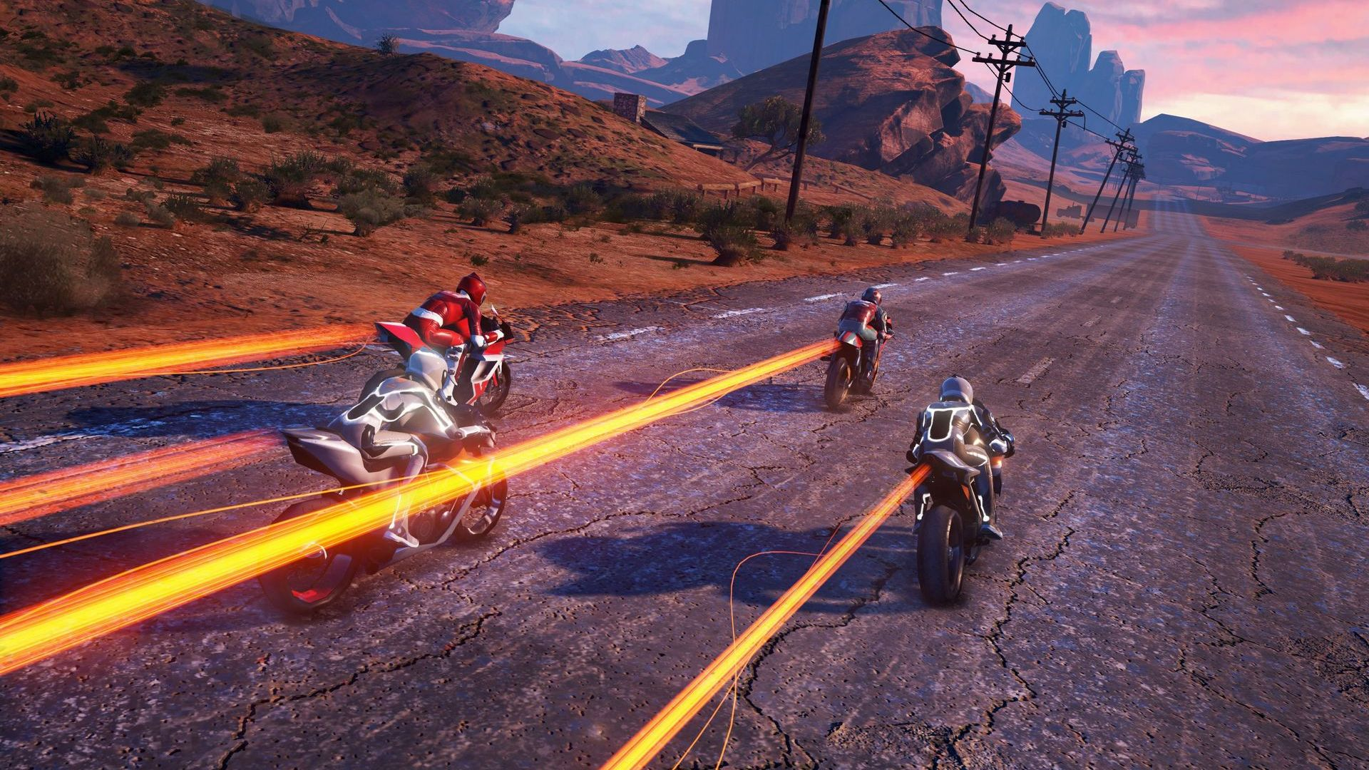 Official Moto Racer 4 (PC)
