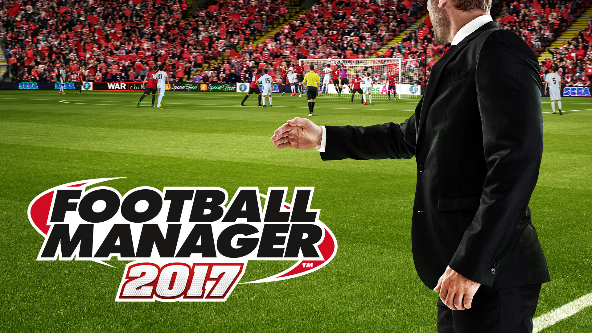 Official  Football Manager 2017 pre-purchase Edition (PC)