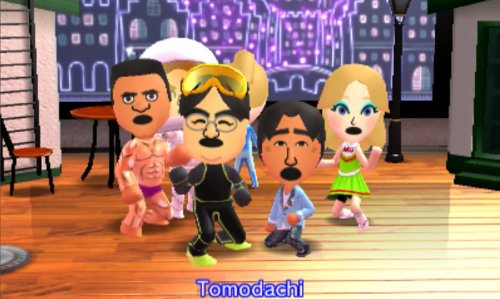 Official Tomodachi Life - NINTENDO eShop Code (3DS/EU/Digital Download Code)