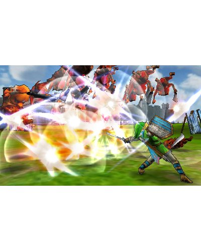 Official Hyrule Warriors Legends - NINTENDO eShop Code (3DS/EU/Digital Download Code)