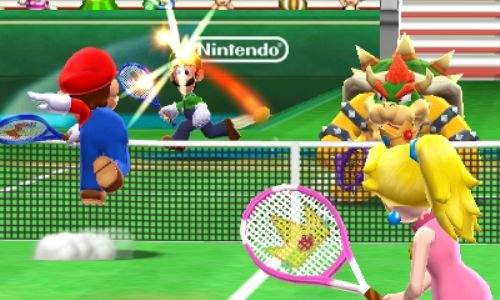 Mario Tennis Open - NINTENDO eShop Code  (3DS/EU/Digital Download Code)