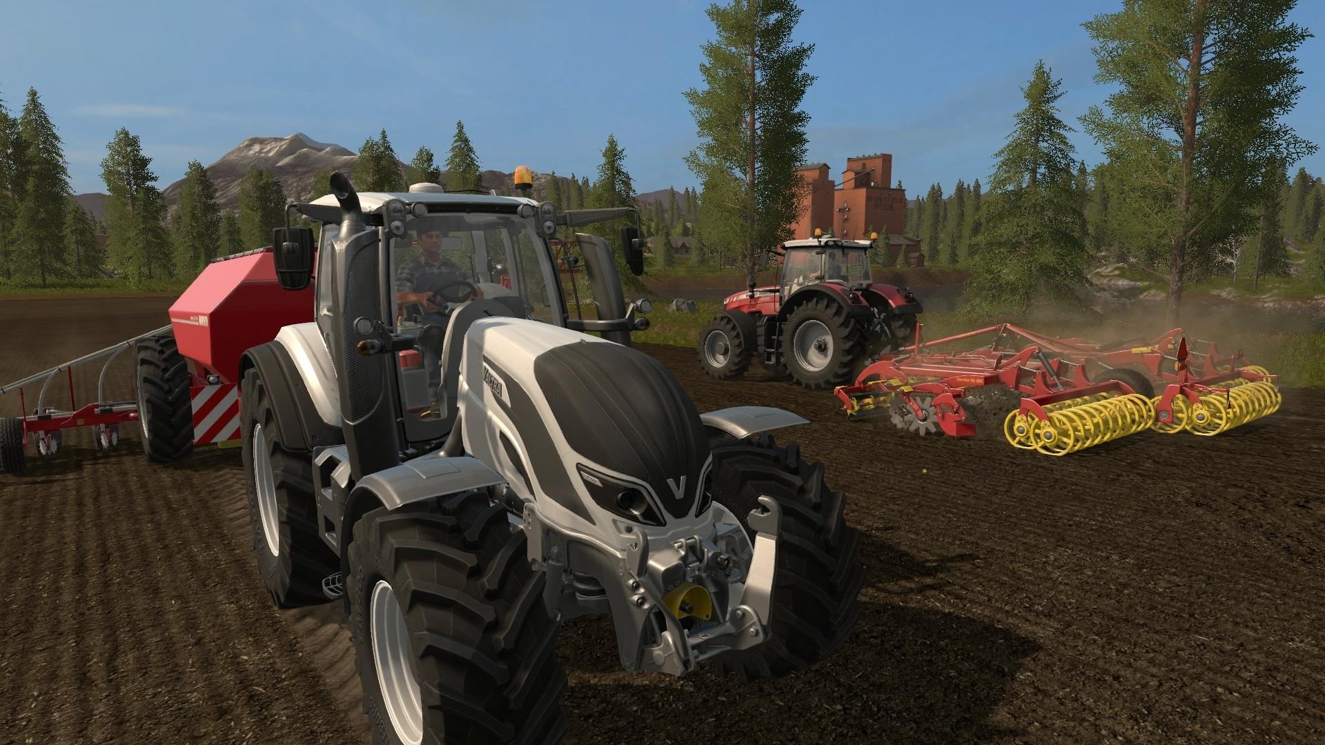 Official Farming Simulator 17 Platinum Edition (PC)