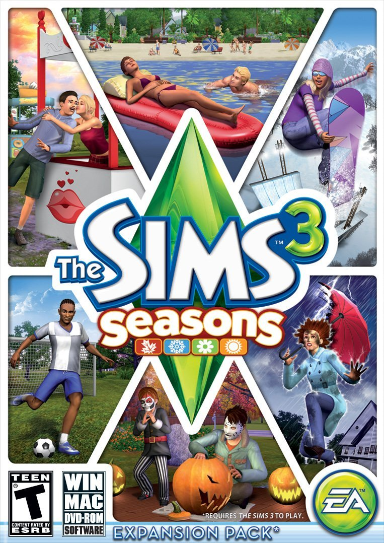 The Sims 3: Seasons (Add-On) (PC/Mac)