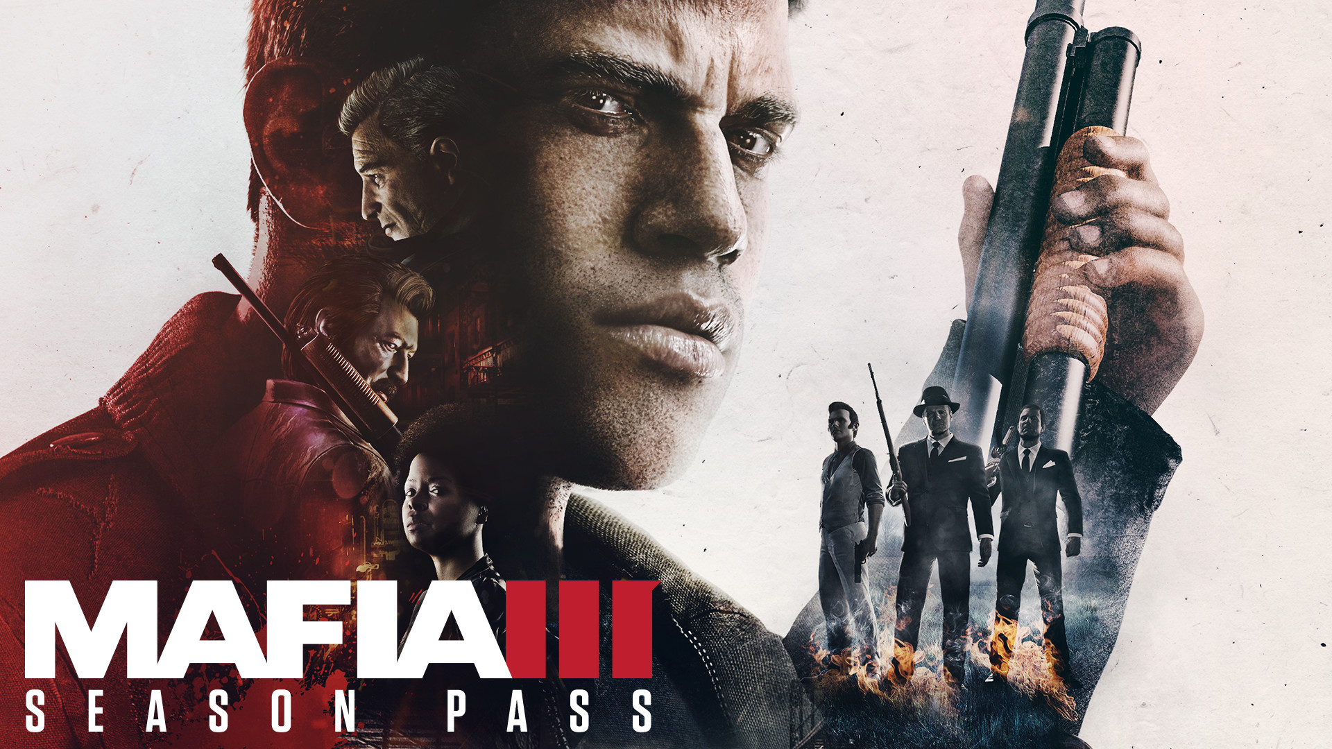 Official Mafia 3 / Mafia III Season Pass (PC)