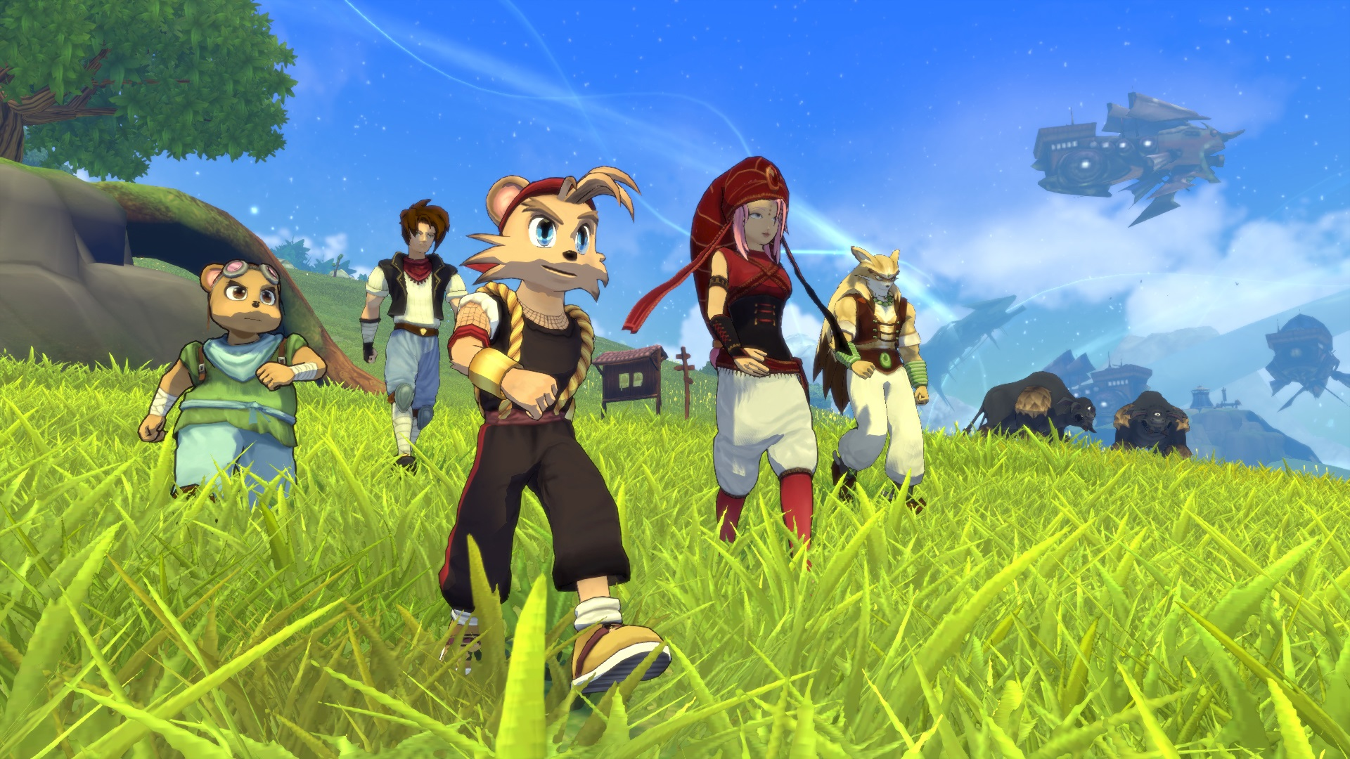 Official Shiness: The Lightning Kingdom (PC)