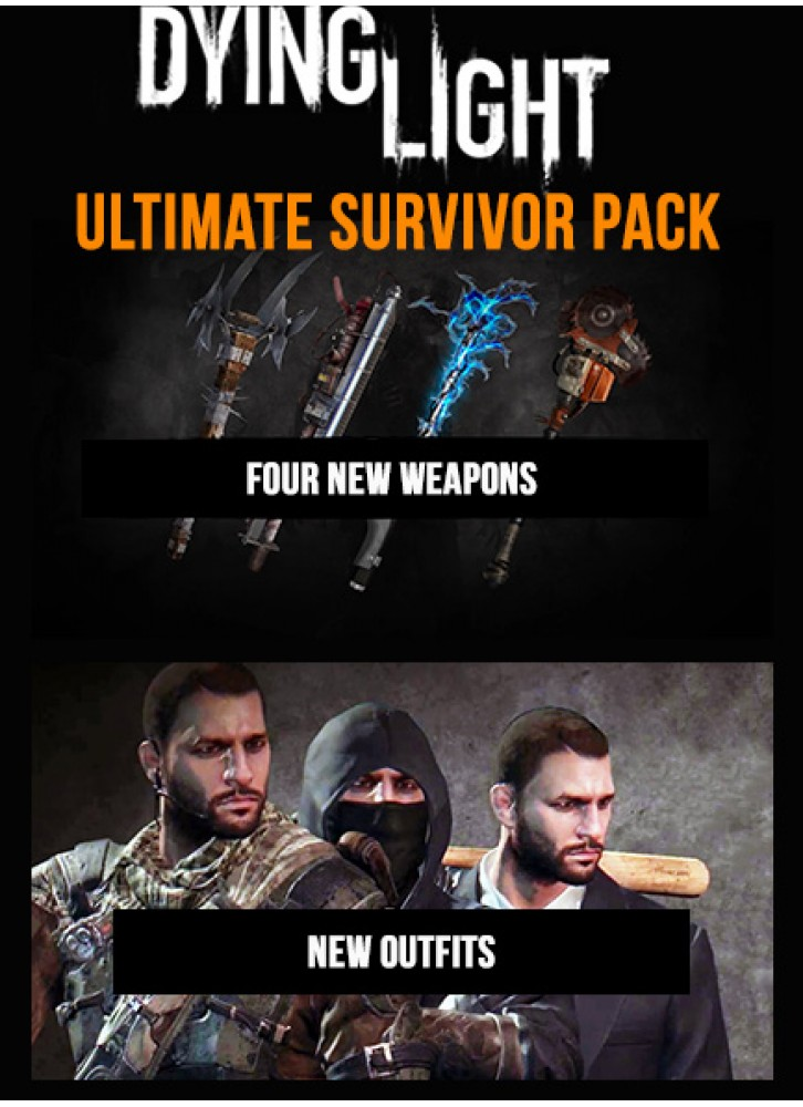 Official Dying Light Ultimate Survivor - DLC