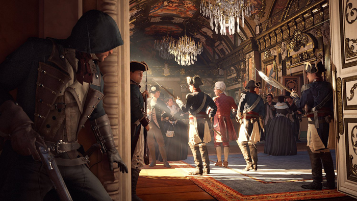 Official Assassin's Creed Unity - The Chemical Revolution DLC