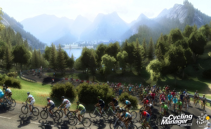 Official Pro Cycling Manager 2016 (PC)
