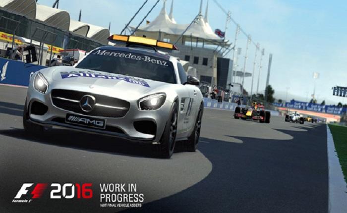 F1 2016 (PC) фото