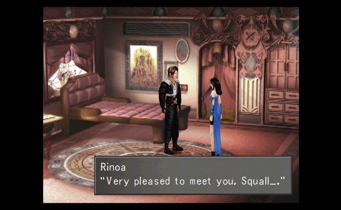 Official Final Fantasy VII  Final Fantasy VIII Double Pack EU