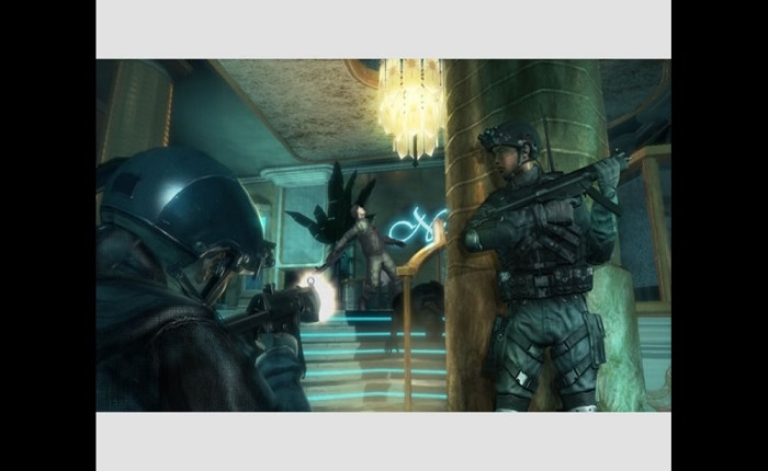 Official Tom Clancy's Rainbow Six: Vegas (Xbox 360 Download Code)