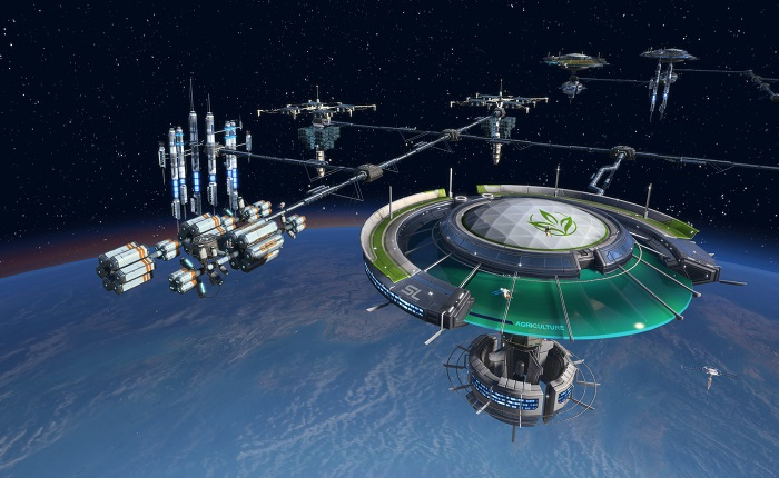 Official Anno 2205 Orbit