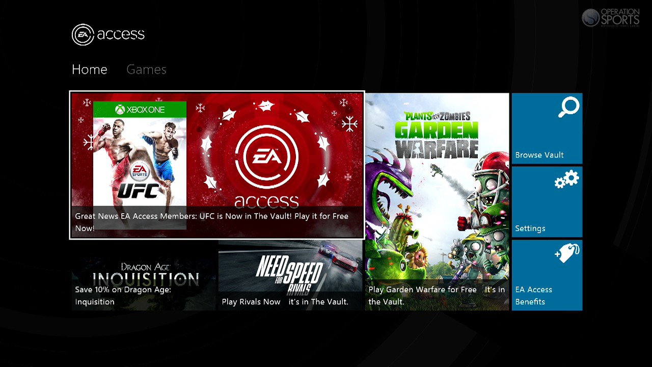 Official EA ACCESS 6 Month Subscription (Xbox One)
