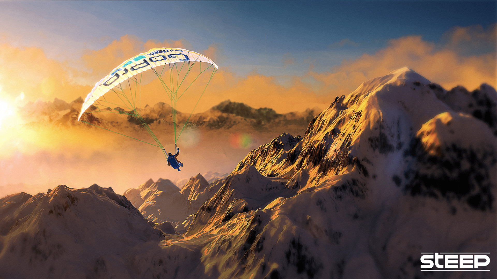 Official Steep Gold Edition (PC)