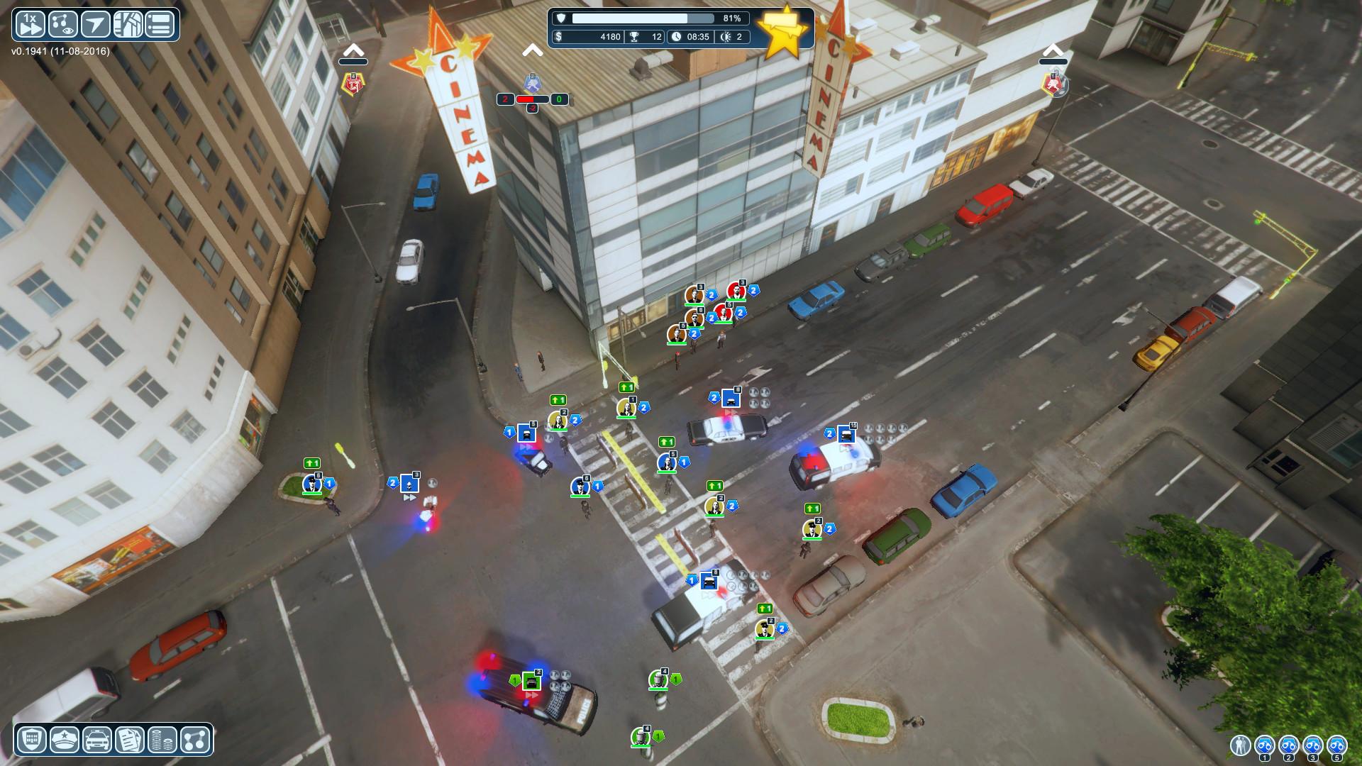 Police Tactics: Imperio (PC) фото