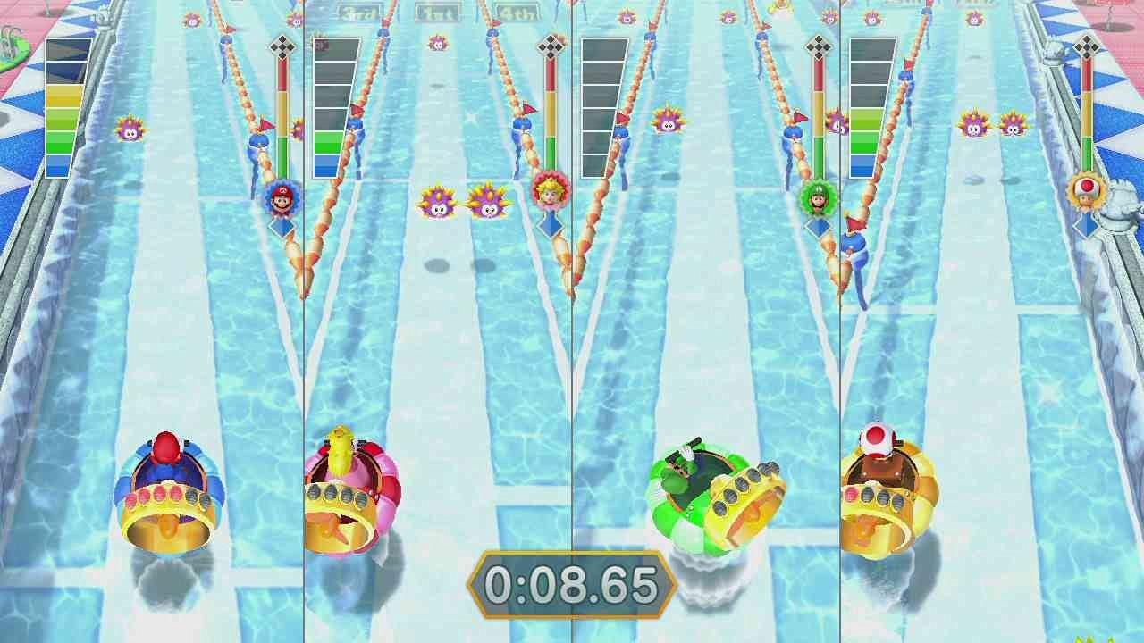 Official Mario Party 10 - NINTENDO eShop Code (Wii U/EU/Digital Download Code)