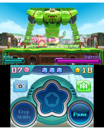 Kirby Planet Robobot - NINTENDO eShop Code (3DS/EU/Digital Download Code)