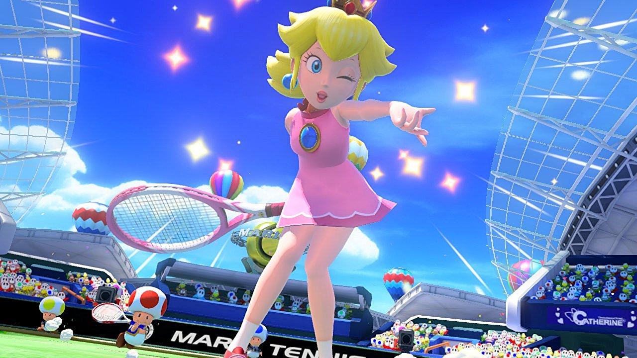 Official Mario Tennis Ultra Smash - NINTENDO eShop Code (Wii U/EU/Digital Download Code)