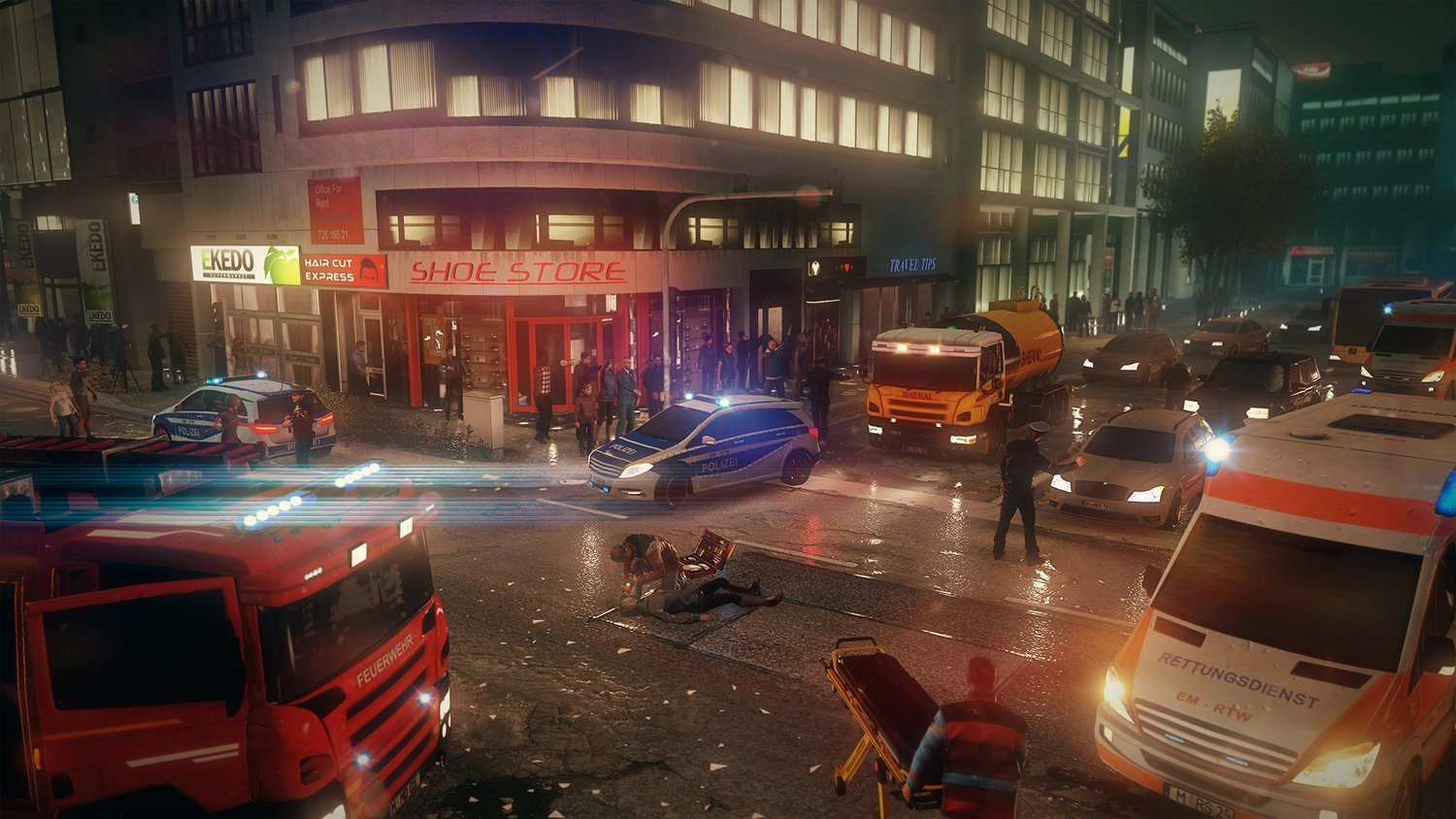 Official Emergency 2017 (PC)