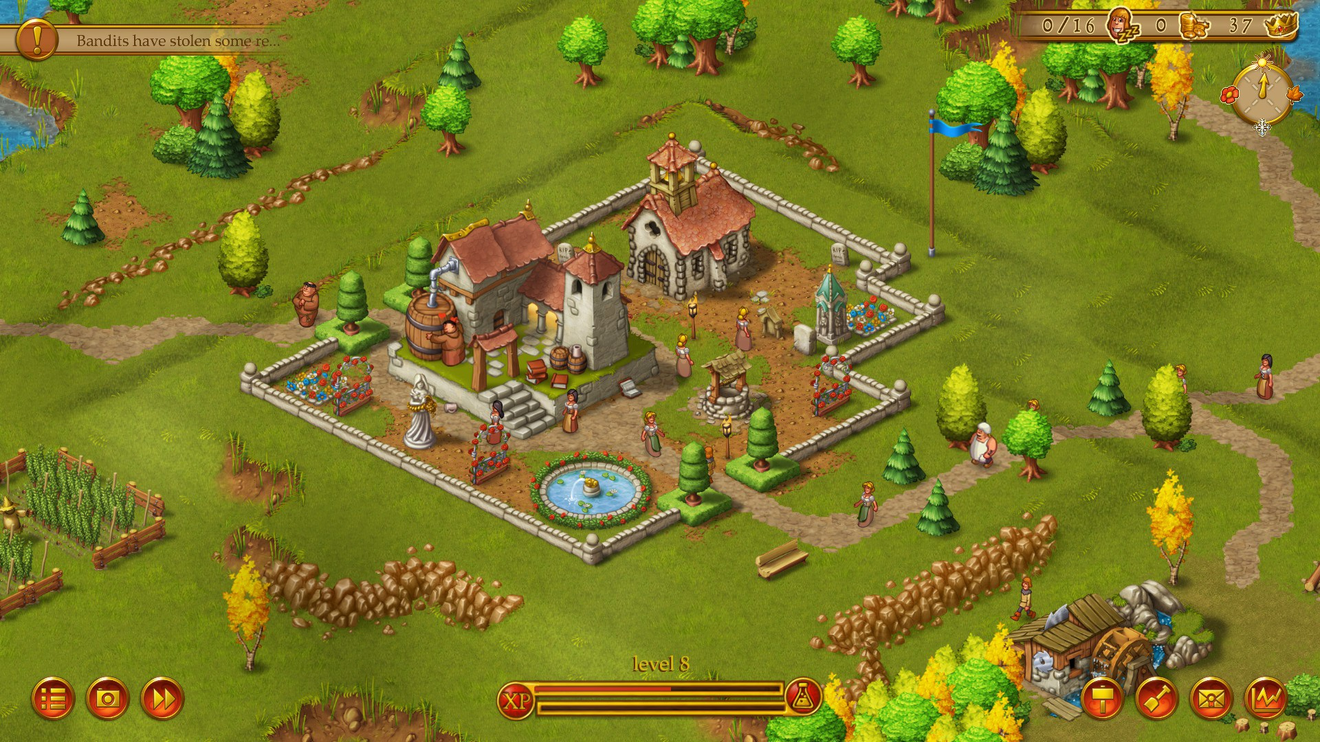 Official Townsmen (PC)