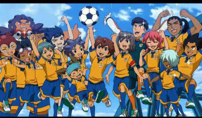 Inazuma Eleven Go: Light - Nintendo eShop Code (3DS/EU/Digital Download Code)
