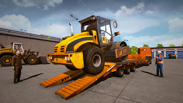 Official Construction Simulator Gold Edition (PC)