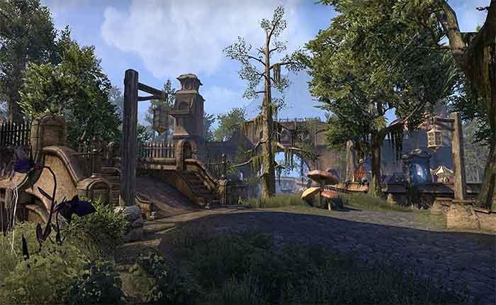 The Elder Scrolls Online Morrowind with pre-order bonus фото