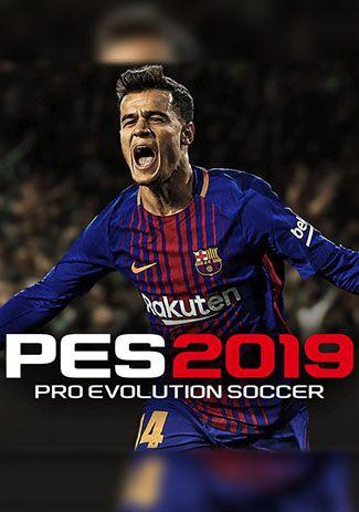 Official Pro Evolution Soccer 2019 + Preorder Bonus (PC)