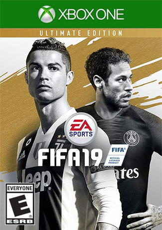 FIFA 19 Ultimate Edition (Xbox One Download Code)