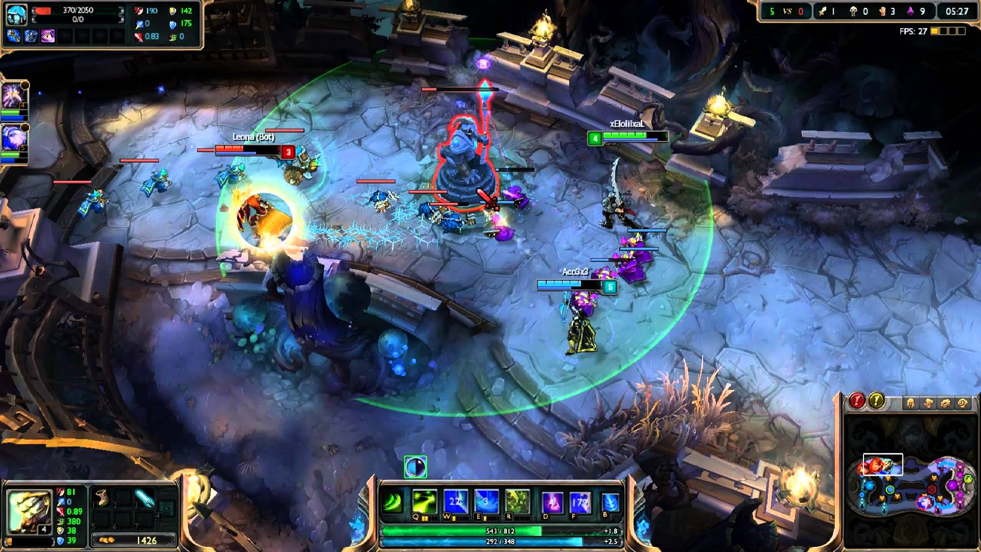 League of Legends LoL Account: Level 30 Unranked + 80k IP ...