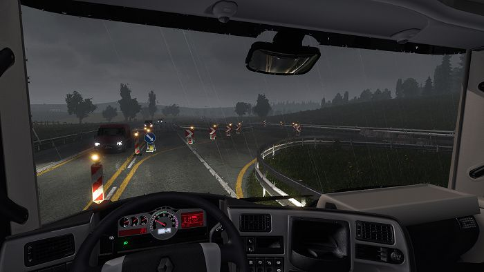 Euro Truck Simulator 2 - Going East! (PC)