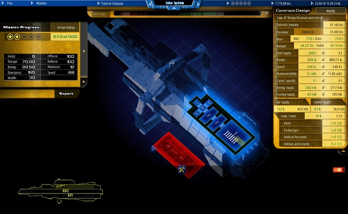 Official Starship Corporation (PC)