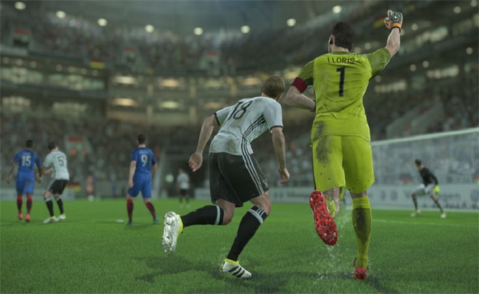 Official PES 2017 / Pro Evolution Soccer 2017 (PC)